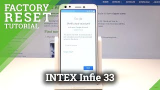 How to Unlock Factory Reset Protection in INTEX Infie 33 - Bypass Google Account