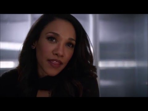 The Flash 2x18 Iris and Caitlin's heart to heart