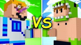 OGROMNY DOKNES VS OGROMNY KOSHI! | SEZON 2