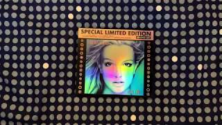 [Unboxing] Britney Spears - In The Zone (Special Limited Edition CD+DVD)