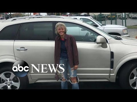 V Mornings - FedEx Co-Workers Buy Car For Woman who Walks 24 Miles To and From Work