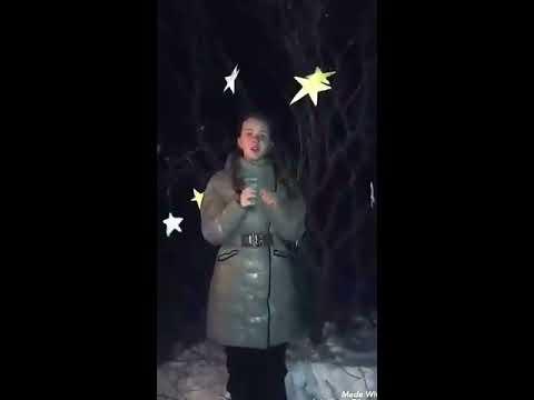 Изображение предпросмотра прочтения – ОльгаСапрыкина читает произведение «Послушайте! (Послушайте! Ведь, если звезды зажигают…)» В.В.Маяковского