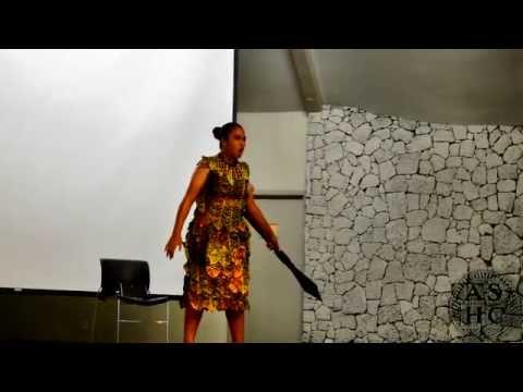 Nafanua - Performed by Ms. Morgan Ulu of Samoa Baptist Academy