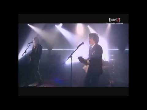 """Naast, """"Point aveugle"""" live le 19 février 2007 au Trabendo (Paris • album """"Antichambre"""")."""