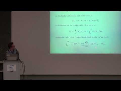 Stochastic Filtering by Projection - The Example of the Quadratic Sensor (1)