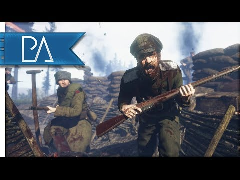SURROUNDED BY ENEMIES: WE MAKE OUR LAST STAND - Tannenberg: Eastern front Gameplay |