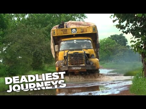 Deadliest Journeys - Senegal: Head Out of Water