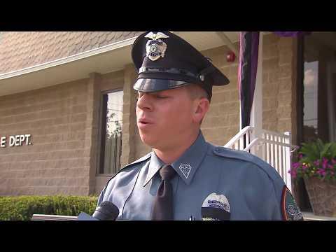 Pompton Lakes Officer Crash