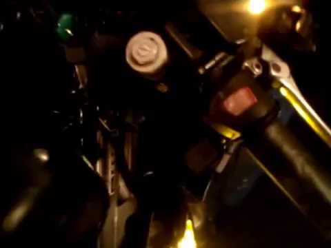 How to have a turn signal and running light in 1 - YouTube