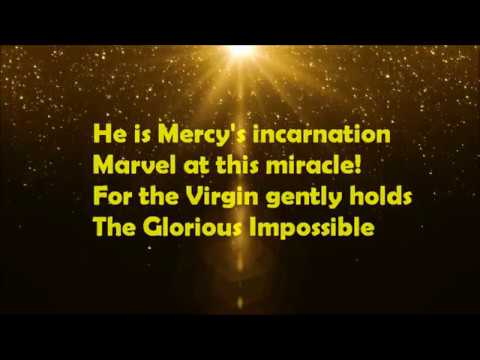 The Glorious impossible lyrics Gaither vocal band