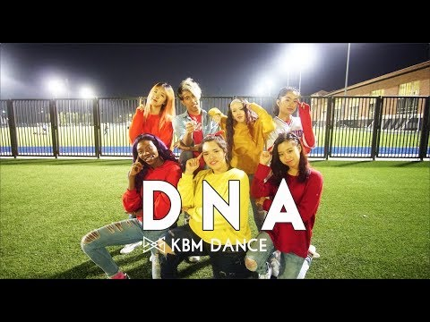 [PUBLIC COVER] KBM Dance |  BTS - DNA (방탄소년단 - 디엔에이) Dance Cover 댄스 커버