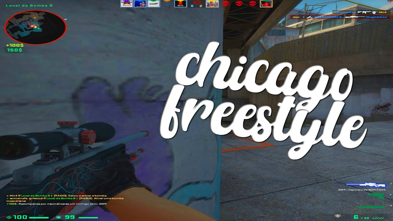 CS:GO - CHICAGO FREESTYLE