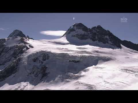 Полёт над Швейцарией 7 . Relax музыка