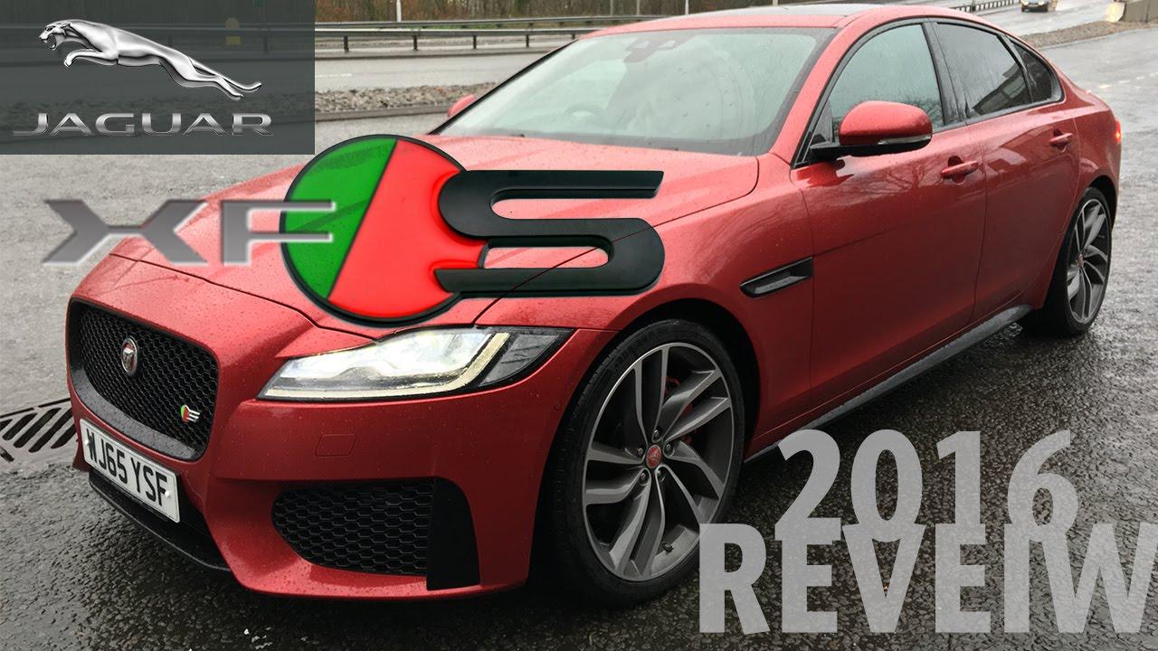 Jaguar Xf S 2016 Review Road Test