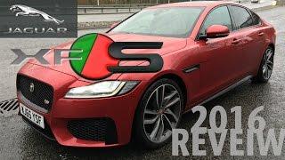 Jaguar XF S 2016 Review & Road Test