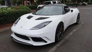 My 2014 Lotus Evora Is Back On The Road! (Kinda)