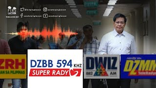 Interview on DZBB | Nov. 25, 2018