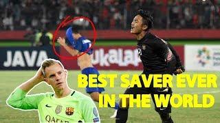 Aksi Penyelamatan Heroik Ernando Terbaik di Tahun 2018 || Best Saver Ever!!