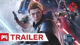 Star Wars Jedi: Fallen Order játékmenet előzetes - E3 2019