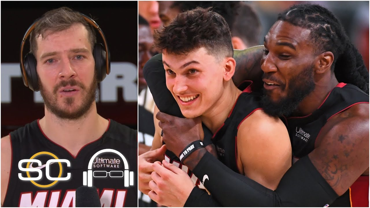 Tyler Herro's big night brings attention to the message of Black Lives ...