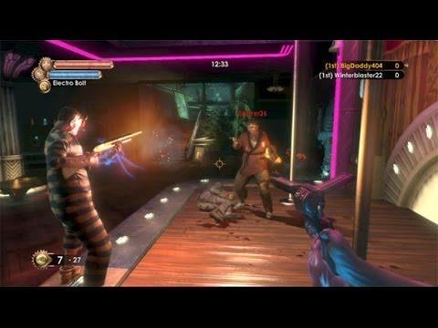 Bioshock Infinite Had Multiplayer?