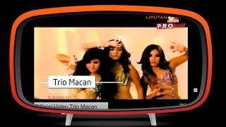 Gambar cover Trio Macan Tampil seksi Di Video Klip Buka Dikit Joss