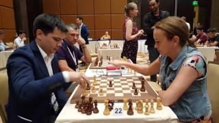 Eurasian Blitz Chess Cup, Almaty, Kazakhstan. XIV  - round.  18. 06. 2016(, 2016-06-18T13:57:07.000Z)