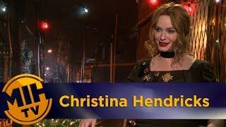 Christina Hendricks Bad Santa 2 Interview