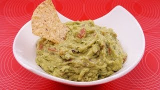 Guacamole Recipe: How To Make Easy Mexican Guacamole: Healthy Recipe! Di Kometa-dishin' With Di  #70