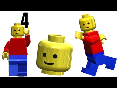 4-SolidWork |Toy Man|: Head