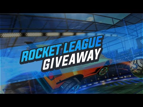 Rocket League || giving everything in my inventory away to 3 lucky winners on PS4