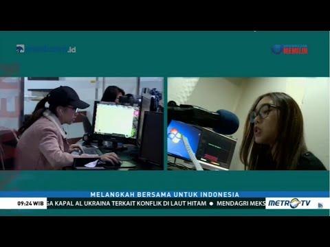 #METROTV18: Uniknya 'Metro Xinwen', Berita TV Berbahasa Mandarin Pertama di Indonesia