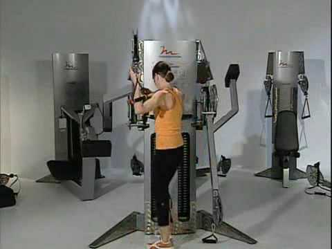 freemotion home dual cable crossover machine