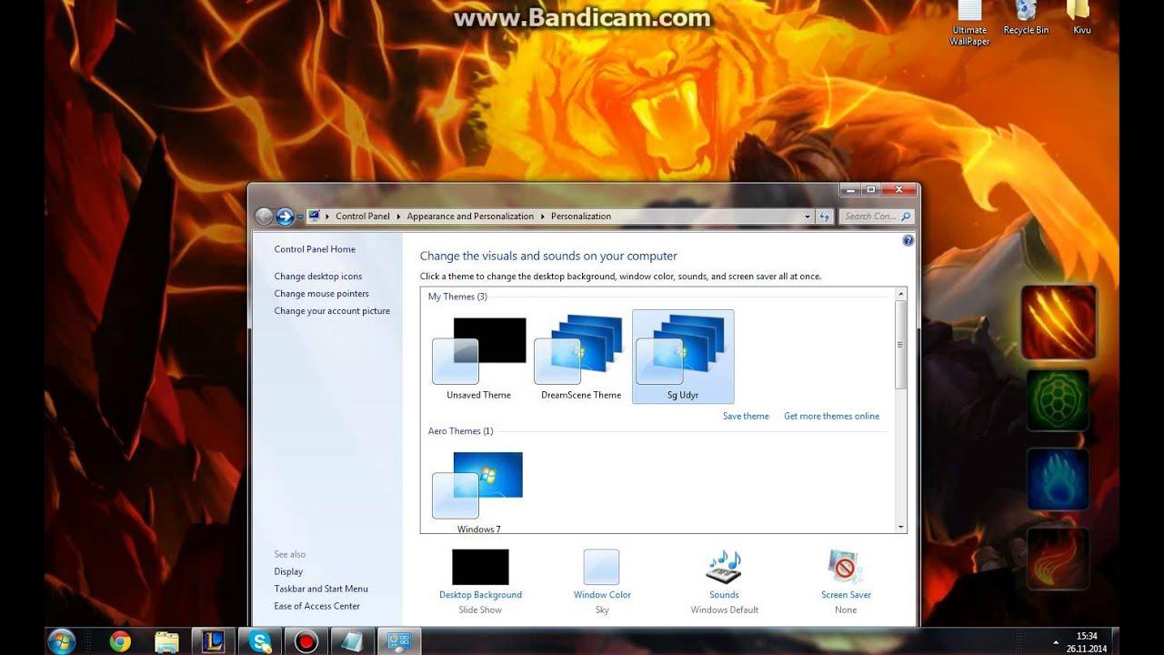Spirit Guard Udyr Live Moving Desktop Wallpaper Background