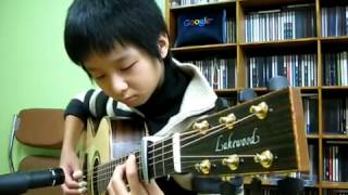 Howl's Moving Castle Theme Song   Sungha Jung Acoustic Tabs Guitar Pro 6