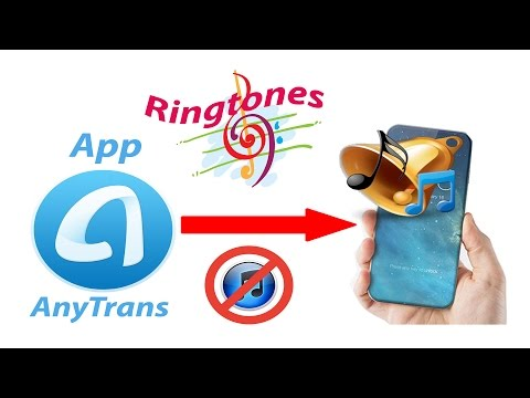 Transfer Ringtones from Computers to iPhones without iTunes