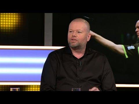 """Van Barneveld noemt Van Gerwen geniaal: """"Tovenaar  - RTL 7 DARTS: PREMIER LEAGUE"""