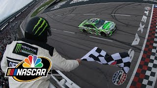 Kyle Busch's win at the O'Reilly Auto Parts 500 at Texas: Behind the Scenes I NASCAR I NBC Sports