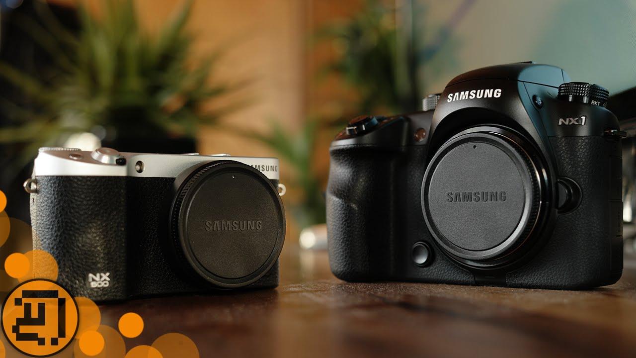 Samsung NX1 vs NX500 - Warum ich umstieg! - YouTube