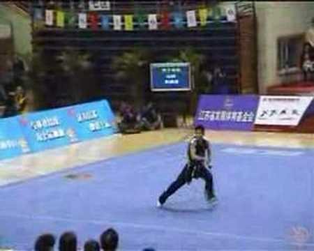 10th All China Games 2005 - NG - Zhu De Bo (Shanxi)