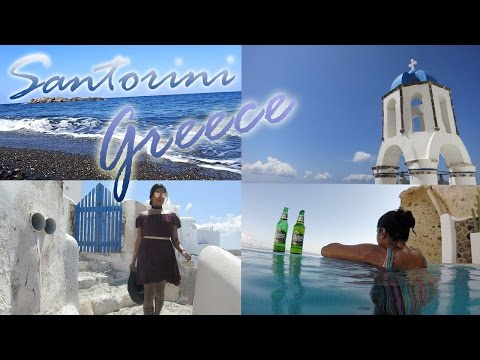 10 Things To Do In Santorini - Travel Guide | Greece 2016 Vacation - MrJovitaGeorge