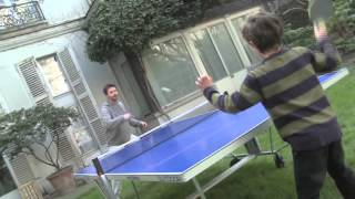 Cornilleau Sport ONE - Outdoor Table Tennis table