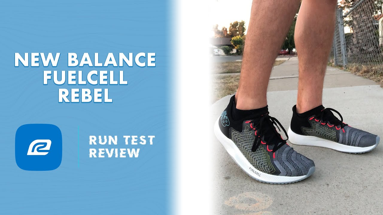 2019 New Balance FuelCell rebel