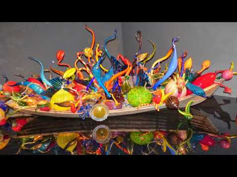 Chihuly Glass& Garden 2015