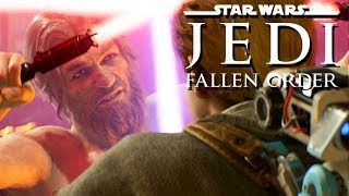 Star Wars Jedi Fallen Order Gameplay Deutsch #43 - Taron Malicos Boss Fight