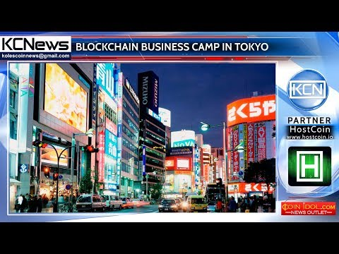 Business camp in Tokyo