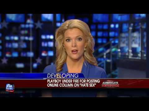"""Playboy Column Advocates """"Hate Rape"""" Against Conservative Women"""