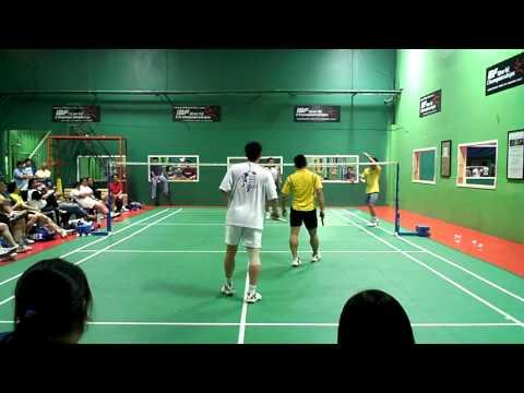 SGVBC A Level Men's Doubles Exhibition 1