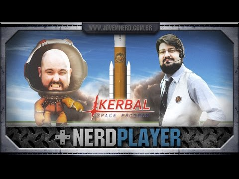 Kerbal Space Program - Missão Apollo Creed | Nerdplayer 181