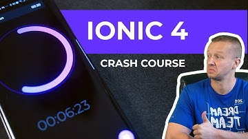 Ionic 4 Crash Course for Beginners - Build an App